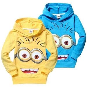 Other - ❤️Minions Hoodie Sz 4T❤️